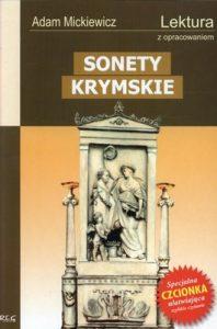 Sonety krymskie 198x300 - Sonety krymskie - Adam Mickiewicz