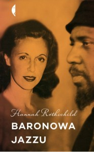 Baronowa jazzu 185x300 - Baronowa jazzu - Hannah Rothschild
