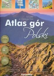 Atlas gor Polski - Atlas gór Polski. Szczyty w zasięgu ręki