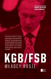 KGB FSB Wladcy Rosji - KGB/FSB Władcy Rosji - Andrei Soldatov