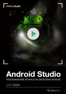 Android Studio 210x300 - Android Studio. Kurs video. Programowanie aplikacji na urządzenia mobilne