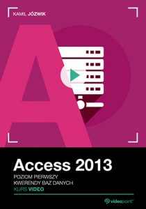 Access 2013 210x300 - Access 2013. Kurs video. Kwerendy baz danych