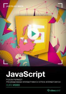 JavaScript 210x300 - JavaScript. Kurs video. Poziom pierwszy. Programowanie interaktywnych stron internetowych