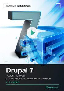 Drupal 7 210x300 - Drupal 7. Kurs video. Poziom pierwszy. Szybkie tworzenie stron internetowych