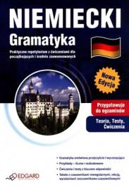 Niemiecki. Gramatyka. - Niemiecki. Gramatyka. Praktyczne repetytorium z ćwiczeniami dla początkujących i średnio zaawansowanych - Eliza Chabros