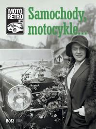 MOTO RETRO - MOTO RETRO - Samochody, motocykle... Sobiesław Zasada, Jan Łoziński, Andrzej Barecki
