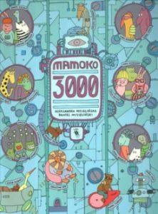 Mamoko 3000 222x300 - Mamoko 3000 Aleksandra Mizielińska, Daniel Mizieliński