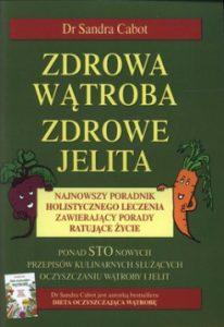 Zdrowa watroba zdrowe jelita 206x300 - Zdrowa wątroba zdrowe jelita Sandra Cabot