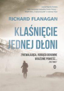 Klasniecie jednej dloni 211x300 - Klaśnięcie jednej dłoni Richard Flanagan