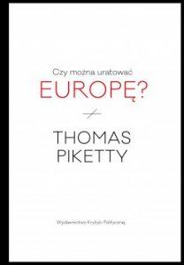 Czy mozna uratowac Europe 208x300 - Czy można uratować Europę? Thomas Piketty