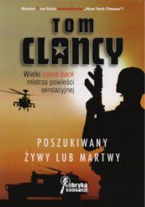Poszukiwany zywy lub martwy 210x300 - Poszukiwany żywy lub martwy Tom Clancy