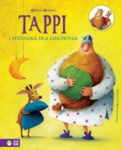 Tappi i poduszka dla chichotka 244x300 - Tappi i poduszka dla chichotka Marcin Mortka