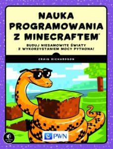 Nauka programowania z Minecraftem 228x300 - Nauka programowania z Minecraftem Craig Richardson
