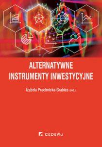Alternatywne instrumenty inwestycyjne 210x300 - Alternatywne instrumenty inwestycyjne  Izabela Pruchnicka-Grabias