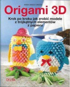Origami 3D 241x300 - Origami 3D Maria Angela Carlessi