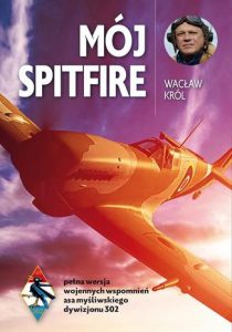 Moj Spitfire 210x300 - Mój Spitfire Wacław Król