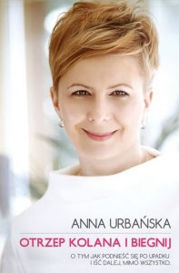 Otrzep kolana i biegnij 197x300 - Otrzep kolana i biegnij  Anna Urbańska