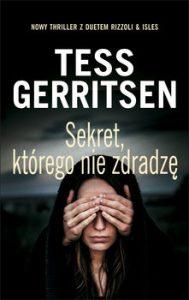 Sekret ktorego nie zdradze 189x300 - Sekret, którego nie zdradzę Tess Gerritsen