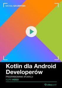 Kotlin dla Android 210x300 - Kotlin dla Android Developerów. Kurs video. Programowanie aplikacji