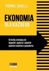Ekonomia dla kazdego 207x300 - Ekonomia dla każdego Sowell Thomas