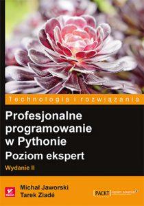 Profesjonalne programowanie w Pythonie 210x300 - Profesjonalne programowanie w Pythonie Poziom ekspertMichal Jaworski Tarek Ziade