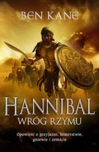 Hannibal 197x300 - Hannibal Wróg Rzymu Ben Kane