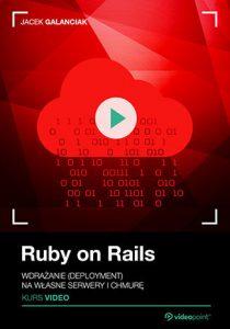 Ruby on Rails 210x300 - Ruby on Rails. Kurs video. Wdrażanie (deployment) na własne serwery i chmurę