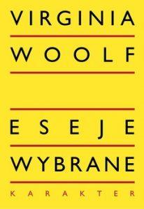 Eseje wybrane 206x300 - Eseje Wybrane Virginia Woolf