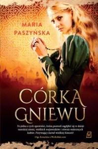 Corka gniewu 198x300 - Córka gniewuMaria Paszyńska