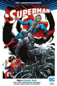 Czarny swit 197x300 - Superman Tom 4 Czarny świt