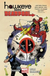 Hawkeye kontra Deadpool 198x300 - Hawkeye kontra Deadpool