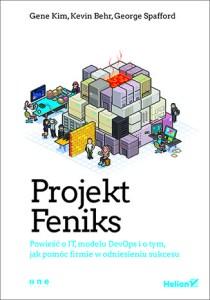 Projekt Feniks 210x300 - Projekt FeniksGene Kim Kevin Behr George Spafford