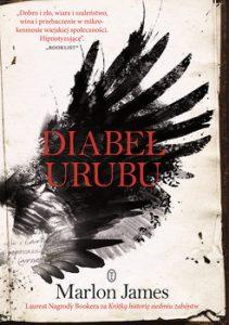 Diabeł Urubu 211x300 - Diabeł UrubuMarlon James