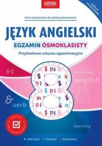 Jezyk angielski 209x300 - Język angielski Egzamin ósmoklasisty Przykładowe arkusze egzaminacyjneGabriela Oberda
