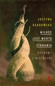 Milosc jest warta starania 190x300 - Miłość jest warta starania Justyna Dąbrowska