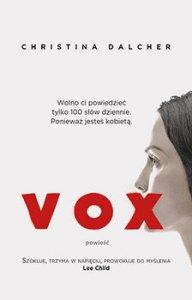 Vox 192x300 - VoxChristina Dalcher