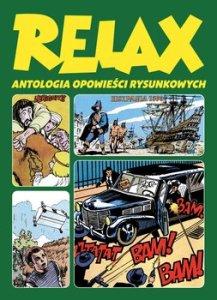 Relax Antologia opowiesci rysunkowych 217x300 - Relax Antologia opowieści rysunkowych