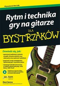 Rytm i technika gry na gitarze dla bystrzakow 210x300 - Rytm i technika gry na gitarze dla bystrzaków Desi Serna