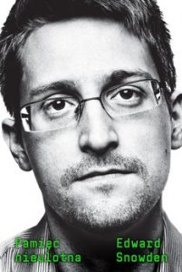 Pamiec nieulotna 201x300 - Pamięć nieulotnaEdward Snowden