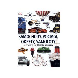 SAMOCHODY POCIaGI OKReTY SAMOLOTY 300x300 - Samochody pociągi okręty samoloty Clive Clifford