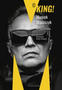 King Autobiografia 207x300 - King AutobiografiaRafał Księżyk Muniek Staszczyk