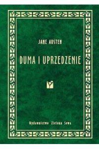 Duma i uprzedzenie 200x300 - Duma i uprzedzenie Jane Austen