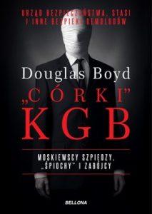 Corki KGB 213x300 - Córki KGB Douglas Boyd