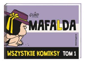 Mafalda 300x224 - Mafalda Wszystkie komiksy Tom 1