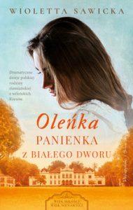 Olenka 190x300 - Oleńka Panienka z Białego DworuWioletta Sawicka