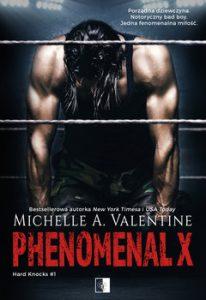 Phenomenal X 206x300 - Phenomenal XMichelle A Valentine