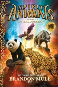 Spirit Animals 201x300 - Spirit Animals Opowieści zwierzoduchów Brandon Mull