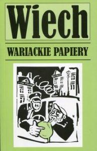Wariackie papiery 193x300 - Wariackie papieryWiech Stefan Wiechecki