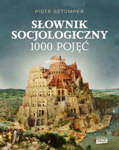 Slownik socjologiczny 239x300 - Słownik socjologicznyPiotr Sztompka