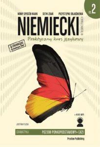 Niemiecki w tlumaczeniach 205x300 - Niemiecki w tłumaczeniach Gramatyka Część 2 Poziom A2Justyna Plizga